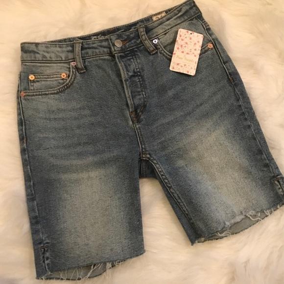 Free People Pants - NWT free people jean shorts